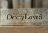 Dearly Loved